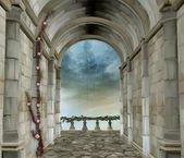 Fotografie Castle entrance