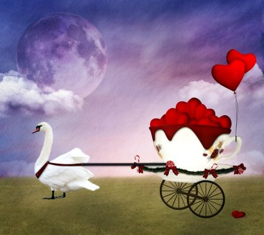 Valentine carriage