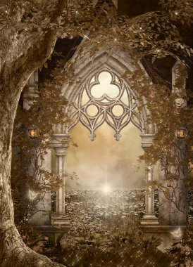 Elves entrance
