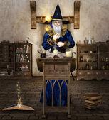 A varázsló