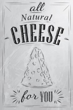 All natural cheese