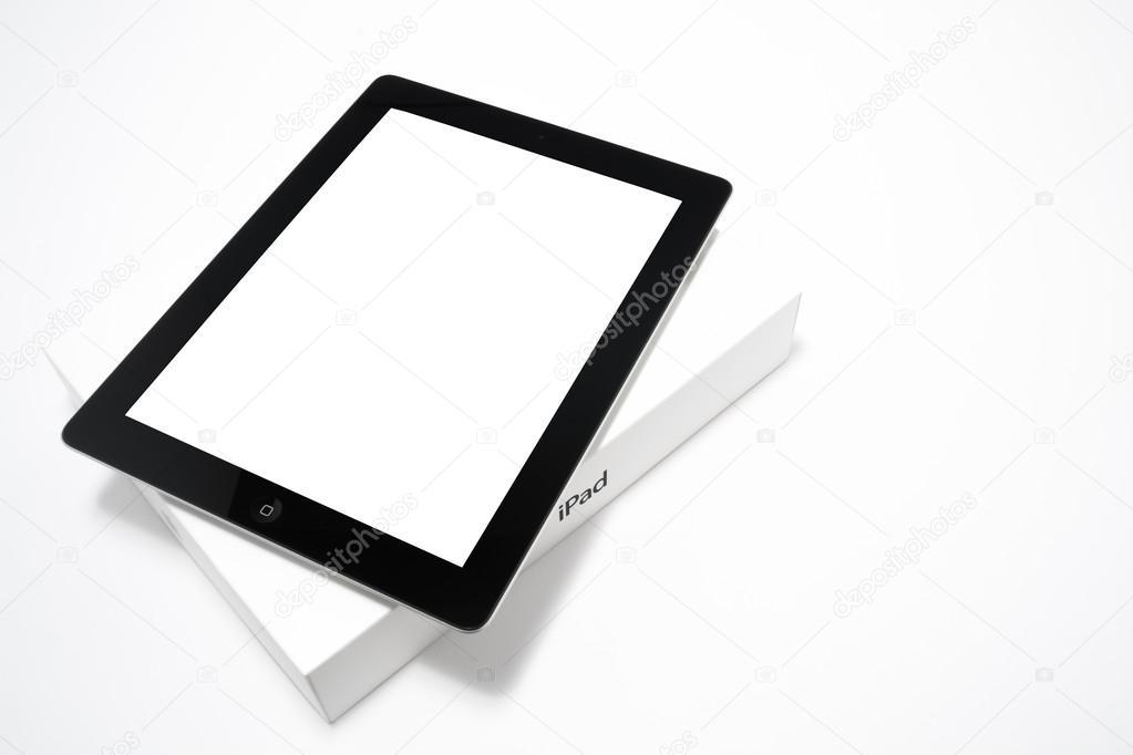 4ª generación iPad — Foto editorial de stock © fazon1 #49912275