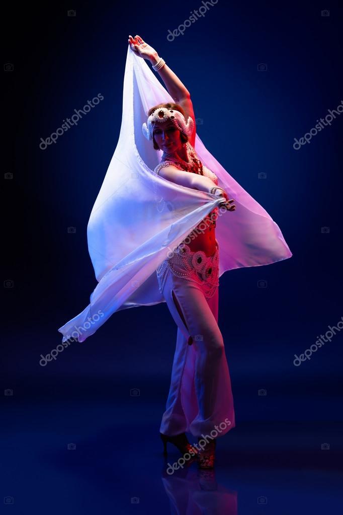 Exotisk Dansare