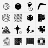 Photo Games icons