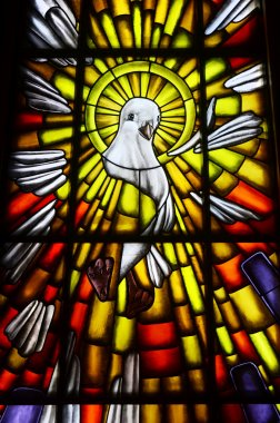 Holy Spirit Dove Symbol