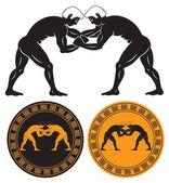 Řecko římský zápas