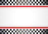 Photo Racing red background