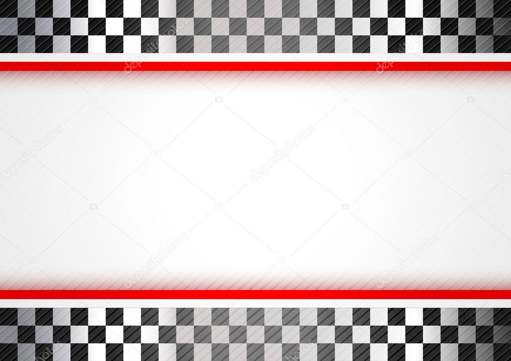 Race Car Wallpaper Border