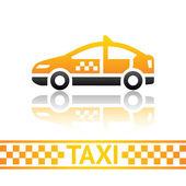 Taxi-Ikone