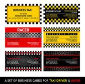 Visitenkarte Taxi - elfter Satz