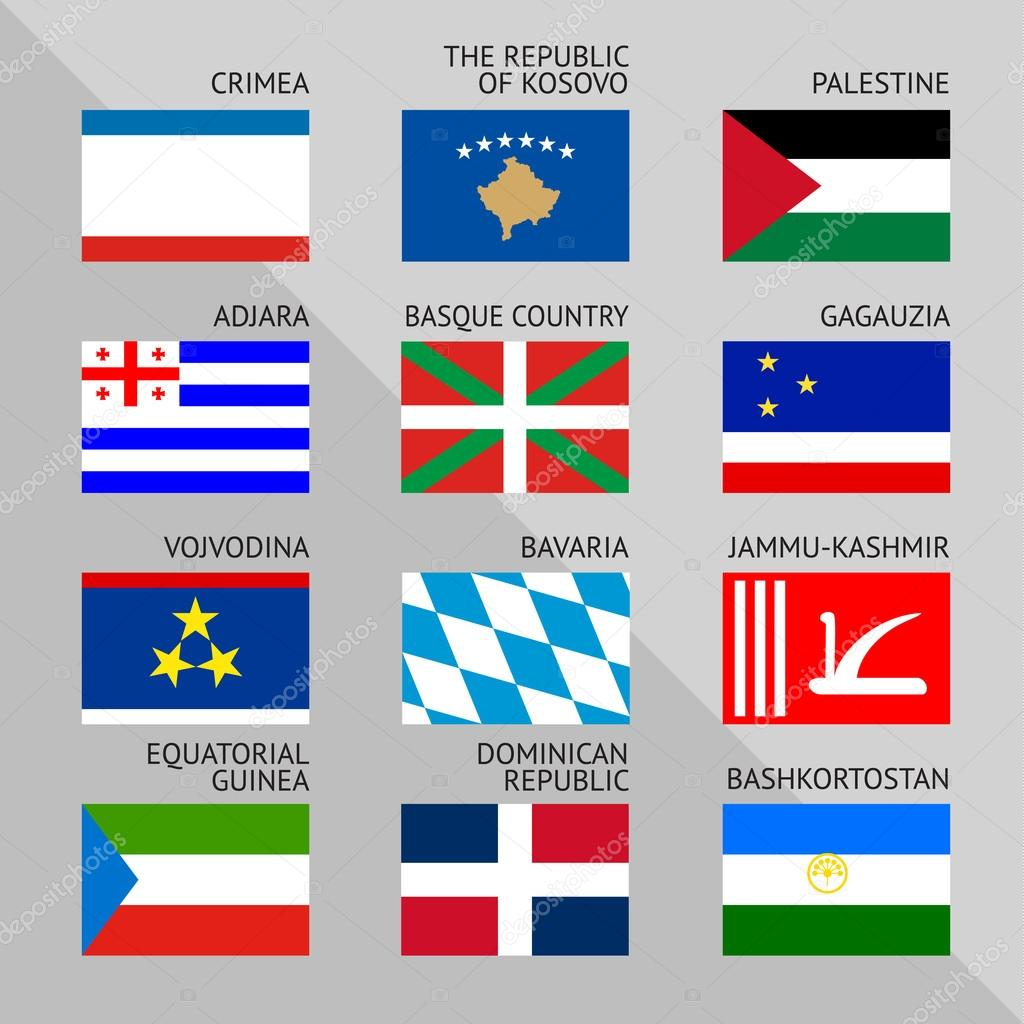 Flags of world 18
