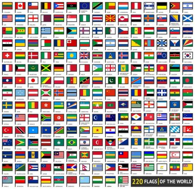 Flags flat sets