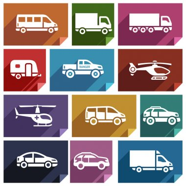 Transport flat icon-03