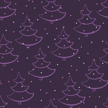 The christmas seamless