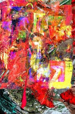 "Картина, постер, плакат, фотообои ""Оригинальное масло"", артикул 29745205"
