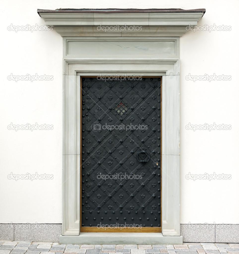 Puertas Decorativas Metálicas Foto De Stock Cebas1 49192527