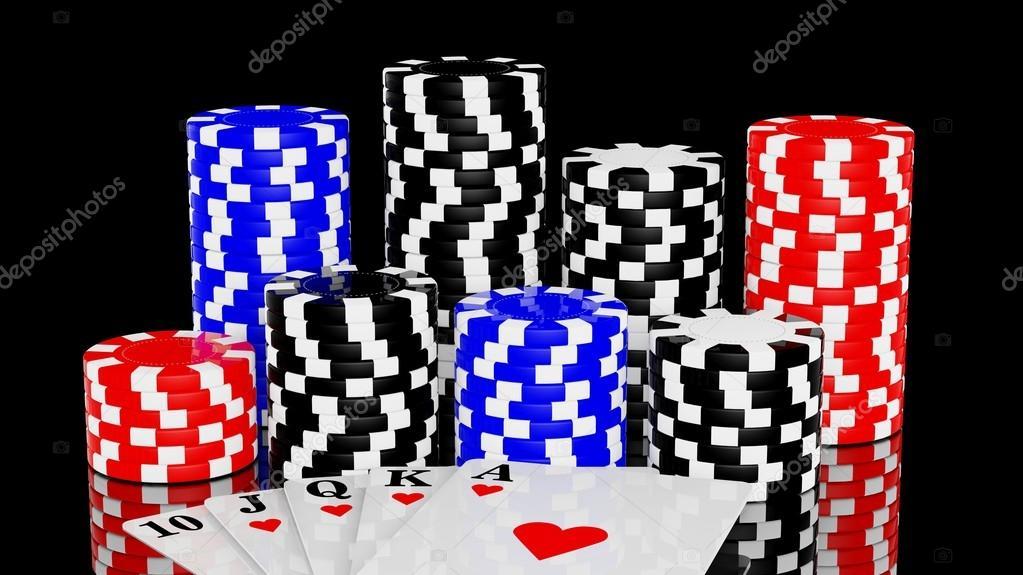 Набор игральных карт и фишек казино р игровые автоматы играть на реальные деньги онлайн