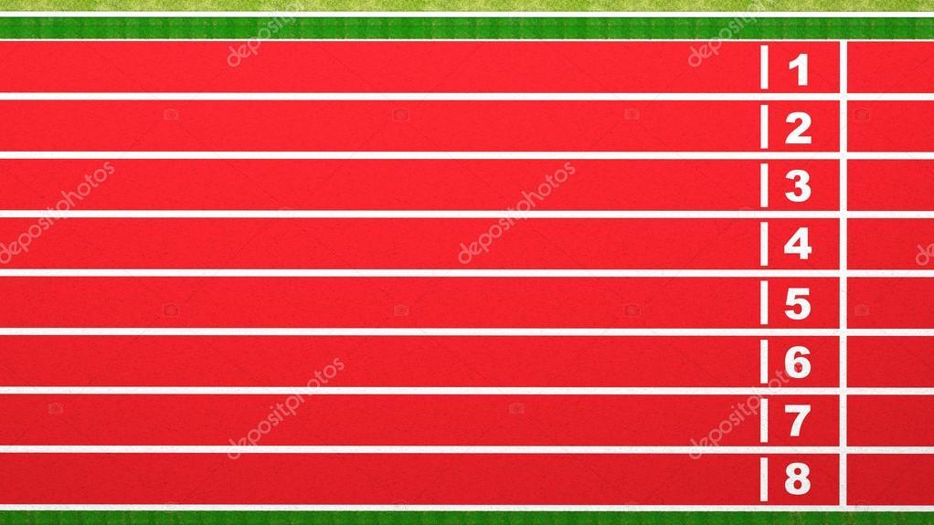 Finish Line Clipart >> 跑道终点线顶视图 — 图库照片©viperagp#49385573