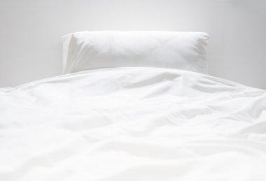 White fresh linen