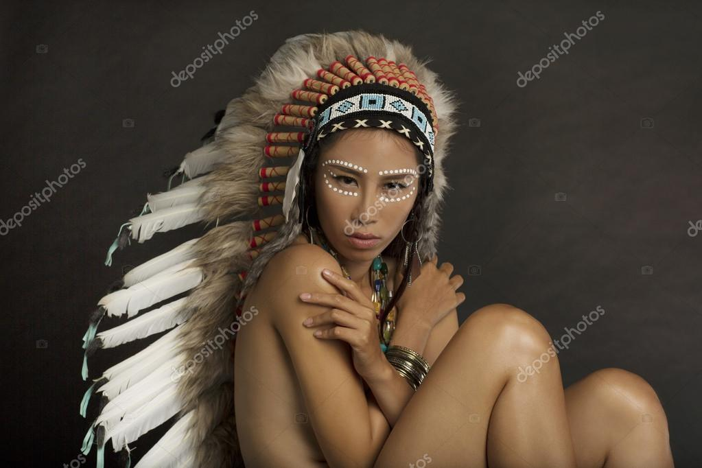 american indian girl Native