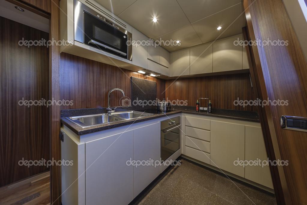 Viareggio Italien Kuche 82 Luxus Yacht Stockfoto