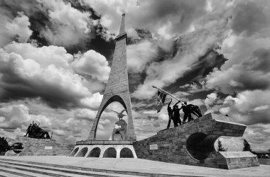 Kenya, Nairobi, Indipendence Monument