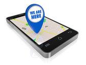 GPS-alkalmazás
