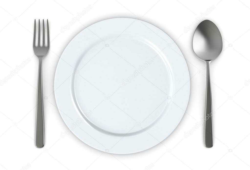 Тарілку і столові прилади — Стокове фото — зображення © lucadp  35118457 1ca73e4b61ee5