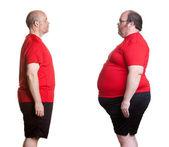 Fotografie Gewicht-Verlust-Erfolg