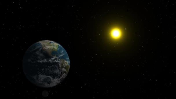 Sunrise in Universe