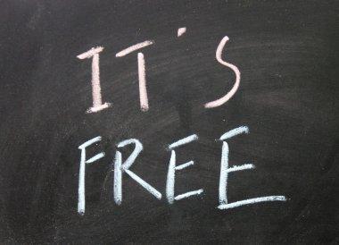 It is free title