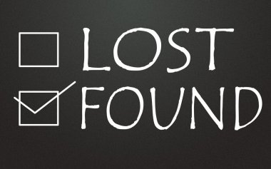lost and found choice