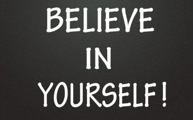 believe in yourself symbol