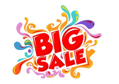 Big sale promo department store