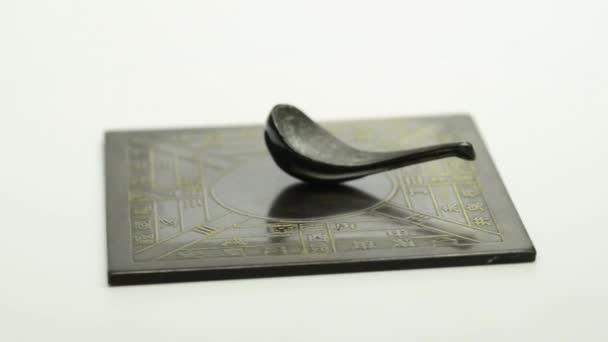 antik kínai kanál iránytű