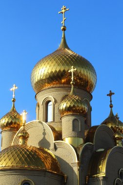 Church with domes