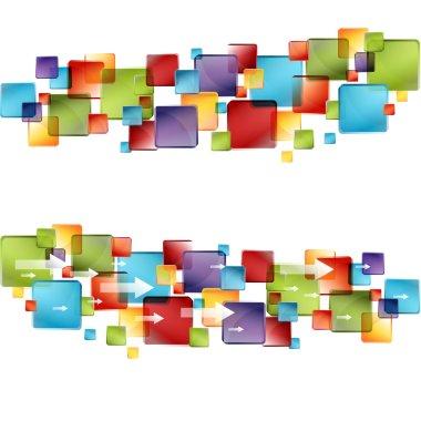 3d Cube Arrows