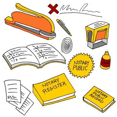 Notary Public Items