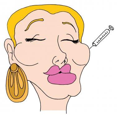 Facelift Woman