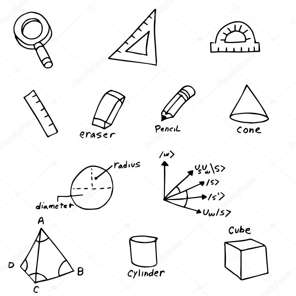 geometri sembolleri stok vektör cteconsulting 49281961
