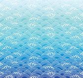 Varrat nélküli óceán hullám minta