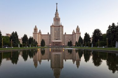 Moscow State University. Moscow, Russia.