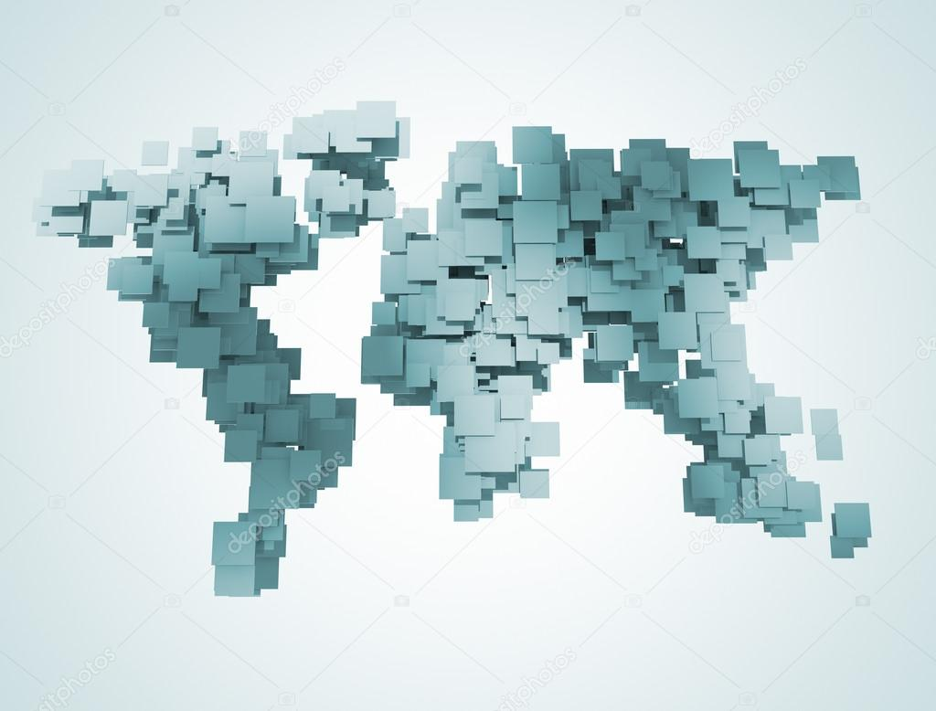 3d world map stock photo jezper 35688195 3d world map photo by jezper gumiabroncs Image collections
