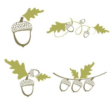 Acorn Design Set