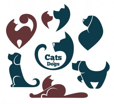Cats and dogs, my favorite pet
