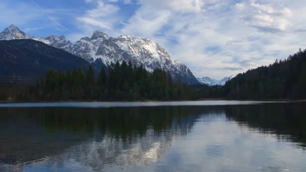 See in den Bayerischen Alpen