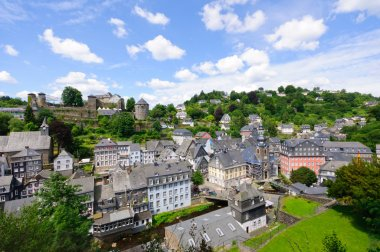 The Old Town of Monschau, Germany