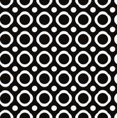 abstraktní geometrické černé a bílé pozadí, bezešvé pattern