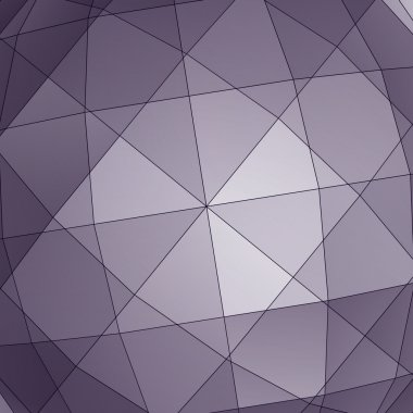 Abstract 3D vector graphic backdrop, design contemporary shaped