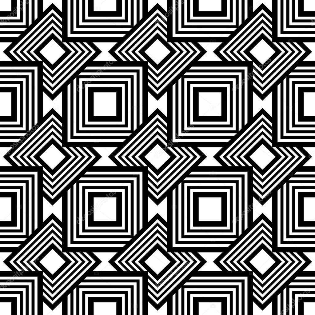 nahtlose schwarz wei muster einfachen vektor streifen geometri stockvektor ostapius 51748019. Black Bedroom Furniture Sets. Home Design Ideas